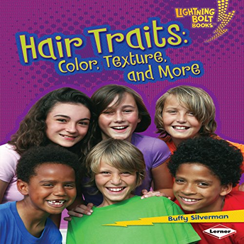 Hair Traits audiobook cover art