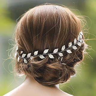 bridal circlet headpiece