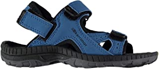 Karrimor Kids Antibes Sandals Shoes Hook and Loop Rubberised Outsole Summer