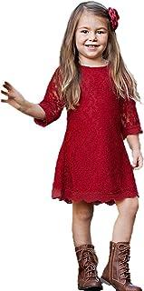 Vestidos Rojos Para Niña Ofertas Colección 2019 Todo