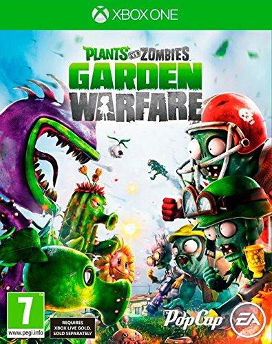 DVD - PLANTS VS ZOMBIE GARDEN WARFAR (1 DVD)