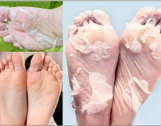 GARYOB 4 Pairs Baby Foot Peeling Renewal Foot Mask Remove Dead Skin Smooth Exfoliating Socks Foot Care Socks For Pedicure