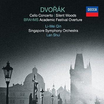 Dvořák: Cello Concerto, Silent Woods / Brahms: Academic Festival Overture (Live In Singapore / 2012)