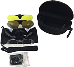 CC-JJ - Hunting Tactical UV400 Goggles Sunglasses Mountaineering