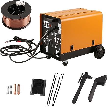 bingh otfire 160 A compacta electrodo Soldadura Soldar, Inverter Soldador Mig de 175 Luz Arco