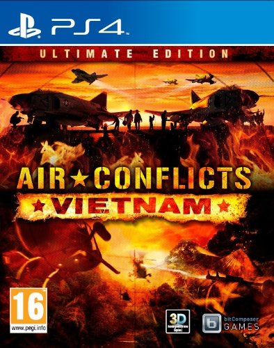 Air Conflicts Vietnam - Ultimate Edition (PEGI)