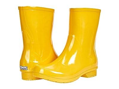 Chooka Polished Mid Rain Boots Women