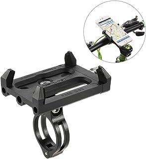 comprar comparacion Lixada Antideslizante Bicicleta Soporte de Teléfono Ajustable Soporte de Montaje para 3.6-6.2 Inch Teléfono Móvil Intelige...