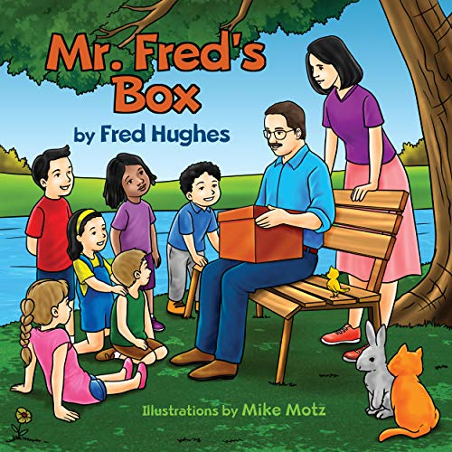 Mr. Fred's Box (English Edition)