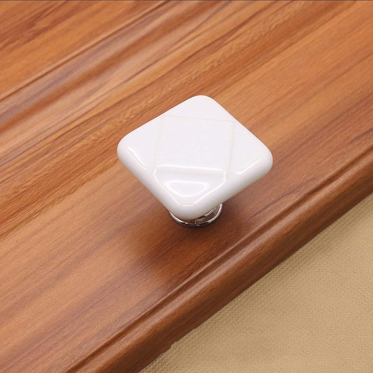 致命的な抜粋マトンドアハンドル 5ピースクリスタルドアハンドル30ミリメートルキャビネット引き出しドレッサーとドアキャビネットノブハンドル用ホームとオフィス このアームレストは、トイレ、キッチン、階段、バスルーム、ランドリールームで広く使用されています (Color : White, Size : 31mm)