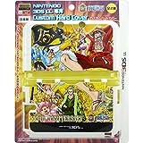NINTENDO 3DSLL専用 ワンピース 15th ANNIVERSARY カスタムハードカバー Gold