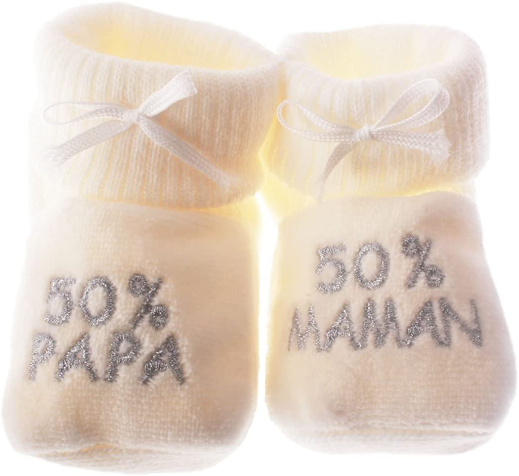 Socken Beige beige 0-3 Monate Happy Baby Baby M/ädchen 0-24 Monate