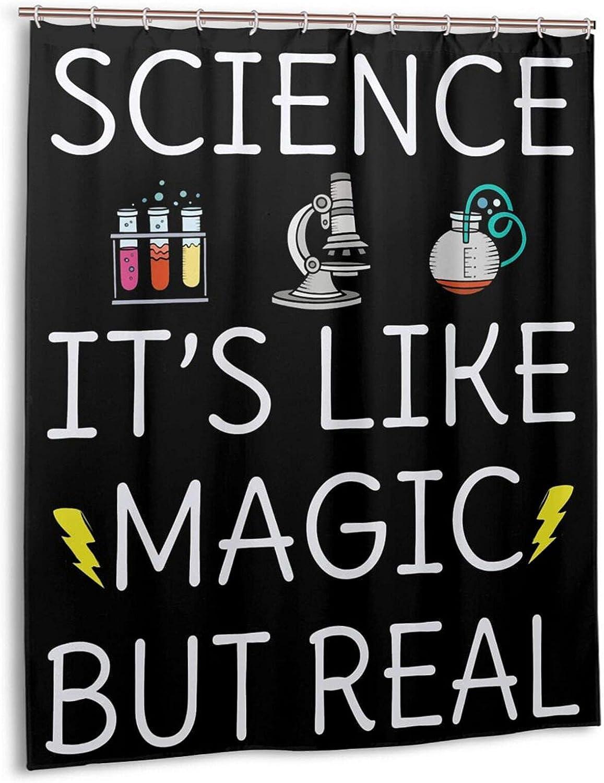 Science Phoenix Mall It's Like Magic But Bombing new work Curtain School Bathroom Real Teach