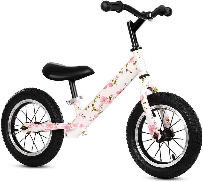 punto de venta Equilibrio Bicicleta sin Pedales Bicicleta Bicicleta Bicicleta Estructura de Acero al Cochebono para 2, 3, 4, 5, 6 años - Bicicleta de Entrenamiento para Niños y Niños pequeños No Pedal Sport ( Color   blanco 2 )  Envio gratis en todas las ordenes