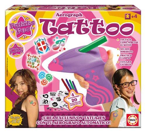 Educa 646530 - Patito Feo Tattoo