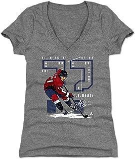 500 LEVEL T.J. Oshie Women's Shirt - Washington Hockey Shirt for Women - T.J. Oshie Future