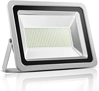 300W Led Floodlight,Led Exterior Flood Lights,Led spotlights Getseason Daylight White Outdoor and Indoor IP65 Waterproof Security Light for Garage, Garden, Lawn and Yard