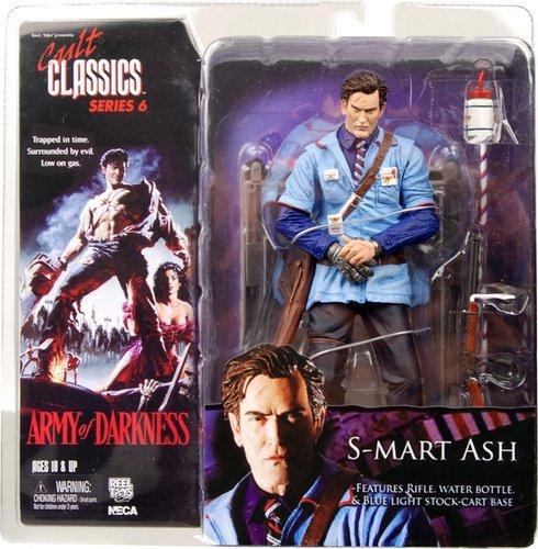 Action Figur Cult Classics SeriesVI S-Mart Ash