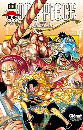 One Piece - Édition originale - Tome 59: La mort de Portgas D. Ace