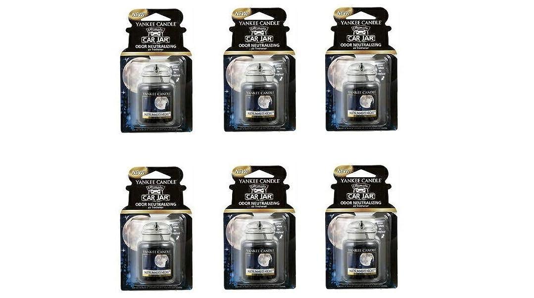 項目科学的オーブンヤンキーキャンドル YCネオカージャー K3230511 ミッドサマーズナイト 6個入り