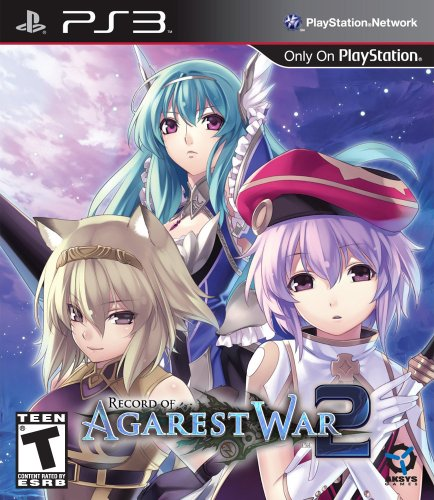 Record of Agarest War 2 -Limited Edition- (Import Américain)