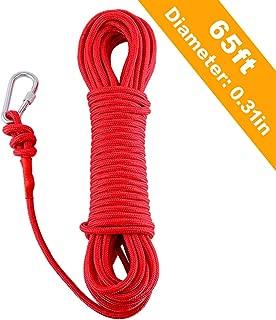 magnet fishing rope