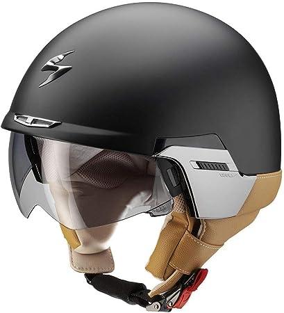 Scorpion 08 173 10 06 Motorrad Helm Exo 100 Padova Ii Schwarz Matt Xl