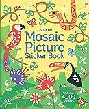 Mosaic Picture Sticker Book (Mosaic Sticker Books)