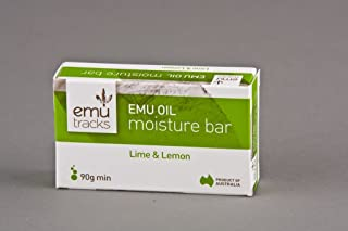 Emu Tracks Lime & Lemon Soap, Lime & Lemon, 90 g