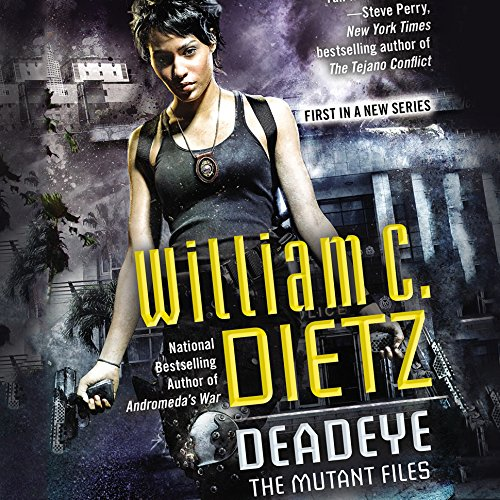 Deadeye audiobook cover art