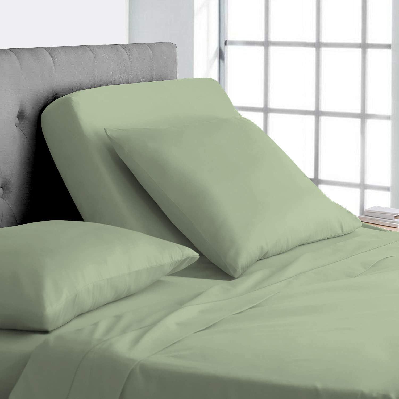 Gifts 1000 Thread Count Half Split Sheets Sets for -Sh Adjustable Max 80% OFF Beds
