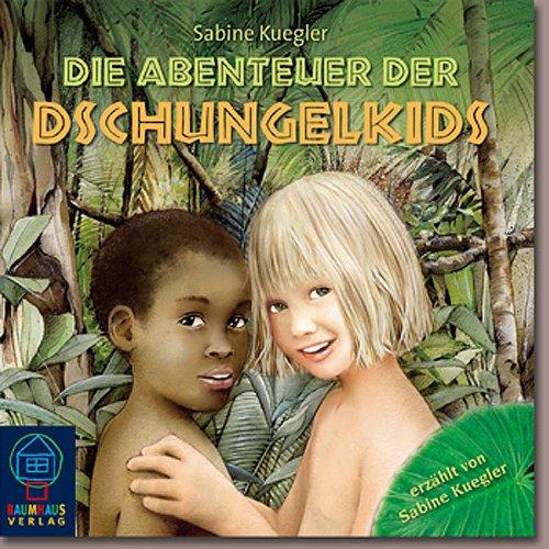 Die Abenteuer der Dschungelkids Titelbild