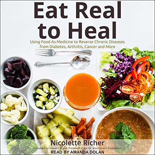 Couverture de Eat Real to Heal