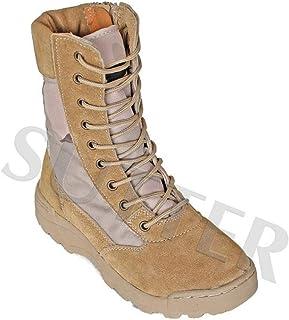 74f72b7d1b3 Sutter B-Ware - Zapatillas de Caza para Hombre (Impermeables), Color Beige