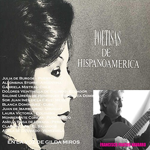 Poetisas de Hispanoamerica [Hispanic American Poets] audiobook cover art