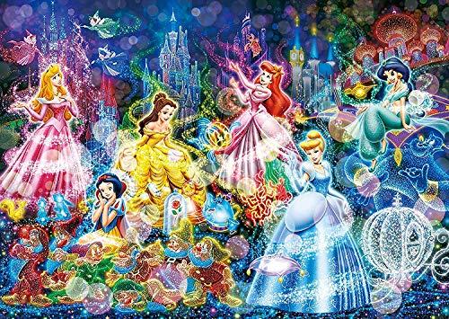 DIY 5D Diamond Painting Kits,Full Drill Disney Princess Crystal Rhinestone Embroidery Cross Stitch Arts Craft Home Wall Decoration(50 * 40cm)