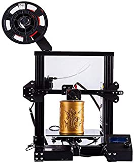 Fransande Stampante 3D Kit Tendicinghia ASSE Y 4040 Profilo di Estrusione nel Alluminio per Creality Ender-3 PRO