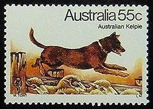 Stamp Wooden Stamp AUSTRALIAN SHEPHERD Dog