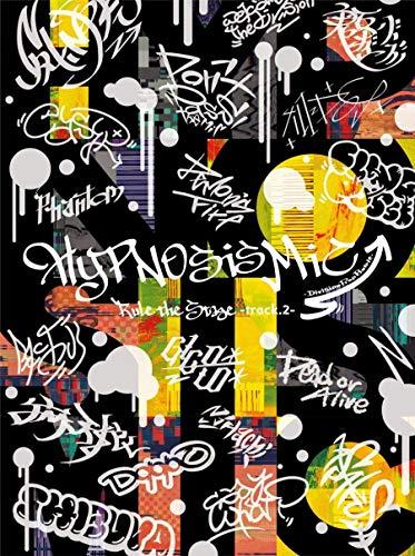 『ヒプノシスマイク-Division Rap Battle-』Rule the Stage –track.2- 初回限定版Blu-ray+CD