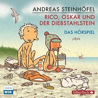 Rico, Oskar und der Diebstahlstein Titelbild