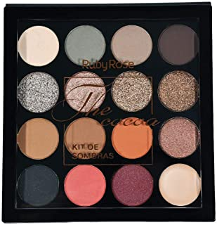 Maquiagem Kit de Sombras Ruby Rose The Cocoa HB1021