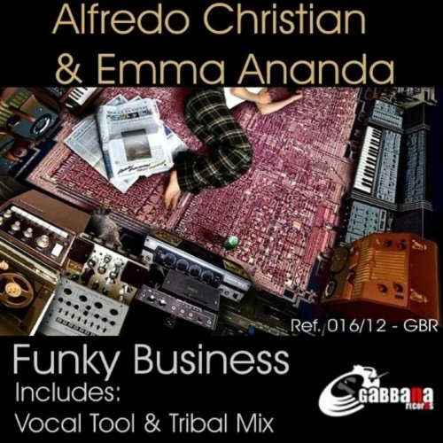 Funky Business Vocal Tool By Emma Ananda On Amazon Music