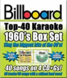 Billboard Top-40 Karaoke - 1960'...