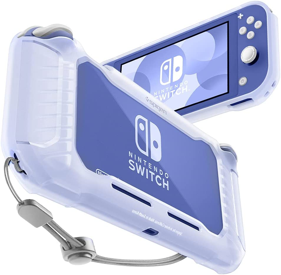 Funda Spigen para Nintendo Switch Lite (2019) B. translucido
