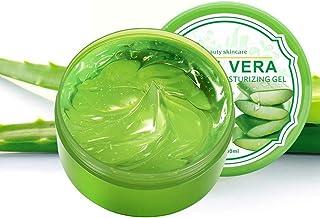 Moisturizing Moisturizing Aloe Vera Gel Soothing Moisturizing Aloe Vera 99% Sleep Gel Tvättfri hudvårdskräm 300g