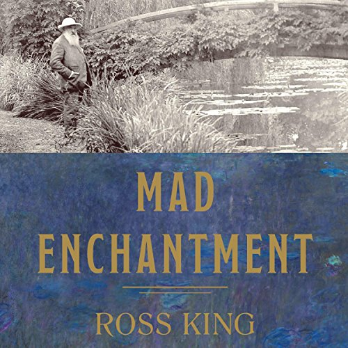 Mad Enchantment audiobook cover art