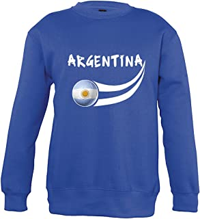 24c999fb9ca4e Supportershop Sweat Enfant Royal Argentine Football