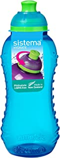 Sistema Hydrate Twist 'n' Sip - Botella de plastico, 330 ml, 1 unidad [colores surtidos]