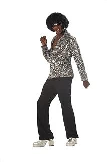 Groovy Disco Shirt Adult Costume