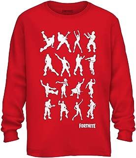 Fortnite Big Boys Dance Dance Emote Fornite Shirt